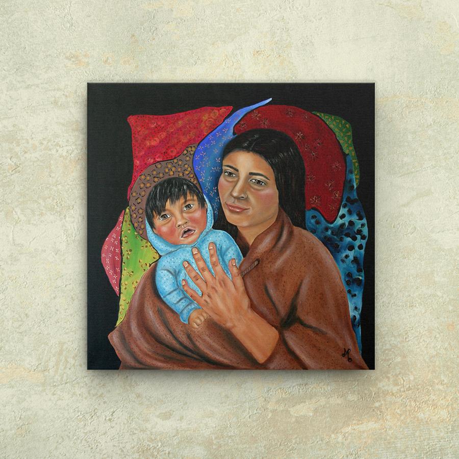 Mamakay - Mutterschaft - Maternidad 01