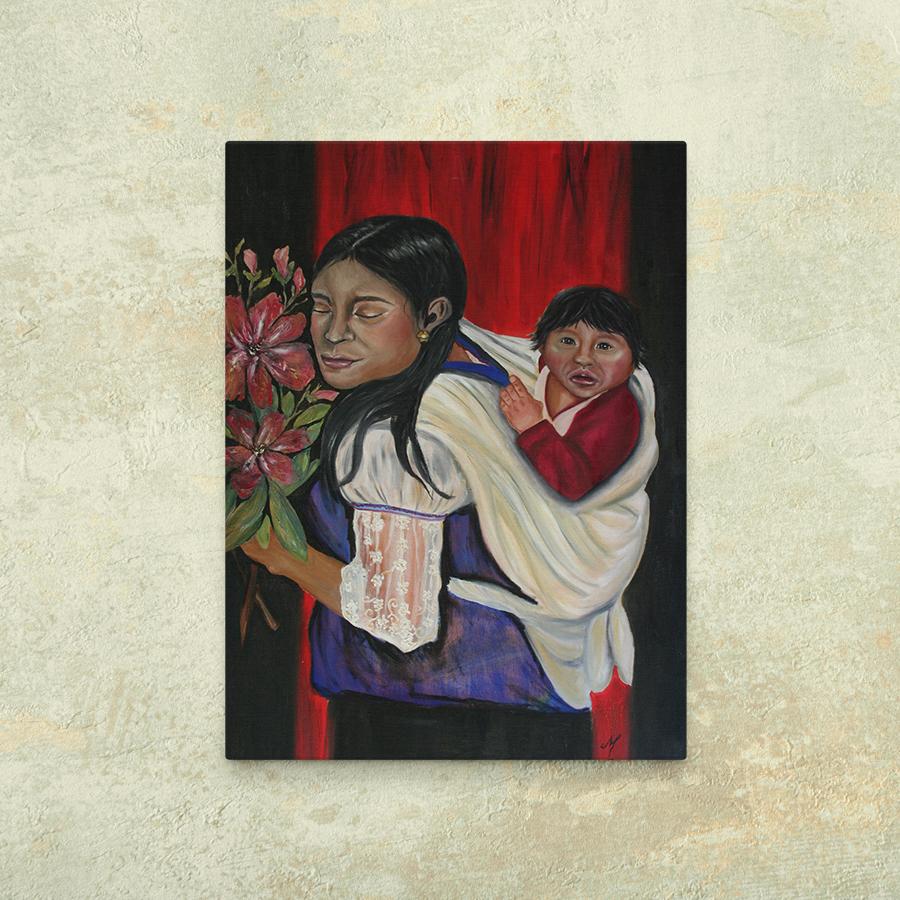 Mamakay - Mutterschaft - Maternidad 04